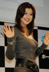 Norika Fujiwara, Japanese women's ideal body shape