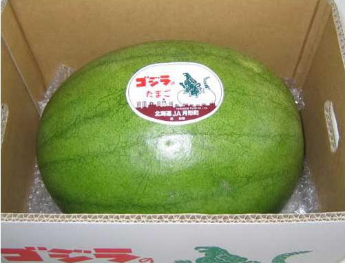 Godzilla Egg watermelon