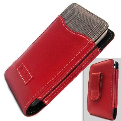 iPhone leather slipcase