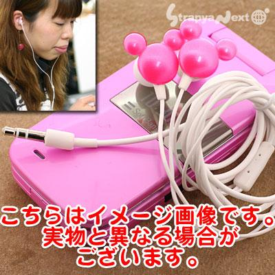 Mickey Mouse earphones from Strapya