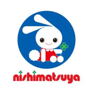 nishimatsuya rabbit logo